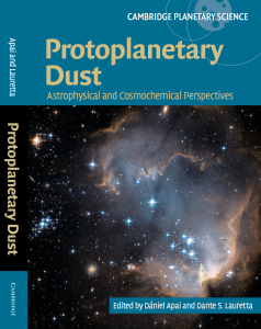 Protoplanetary Dust Book