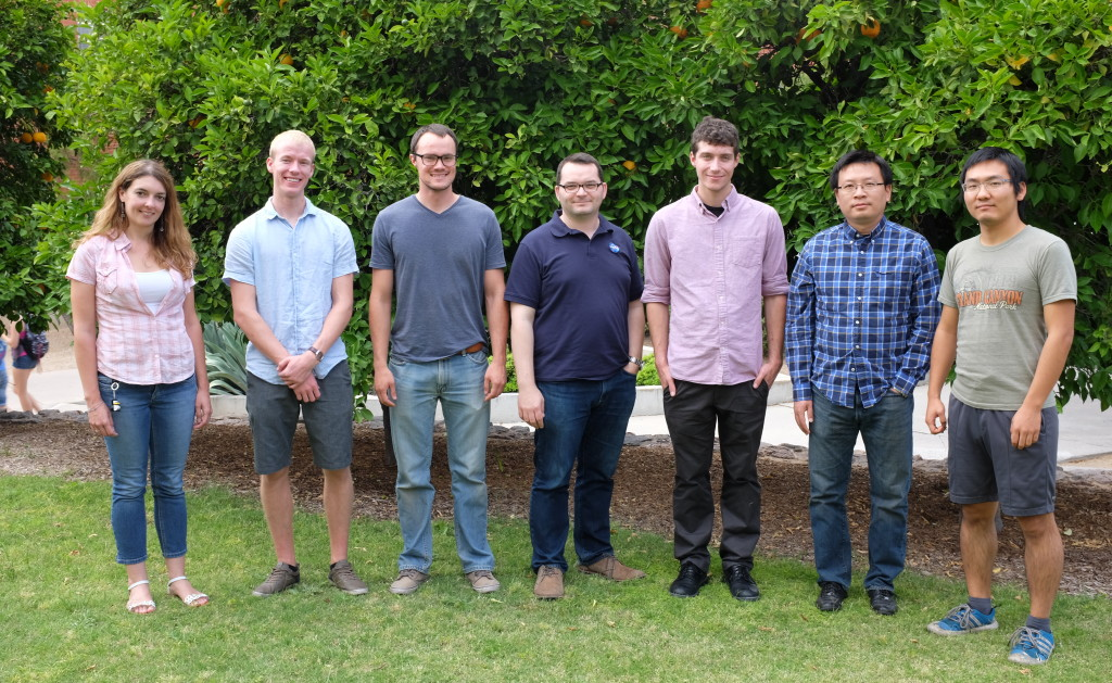 Apai Exoplanet Research Group - 2015