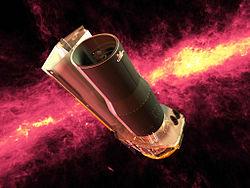 250px-Spitzer_space_telescope
