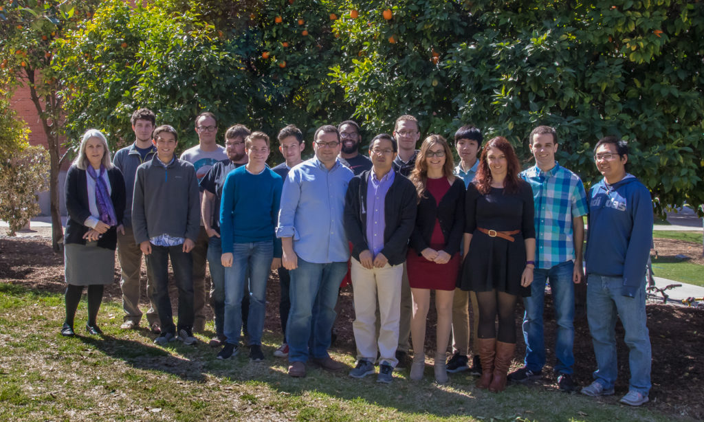 The Apai Research Group in 2017